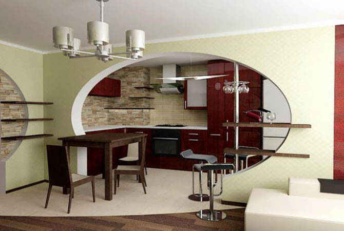 квартирный вопрос дизайн маленькой кухни