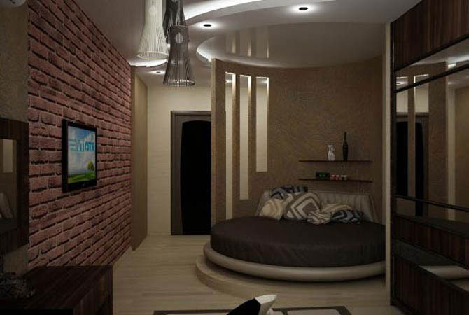 дизайн стелажей для квартиры