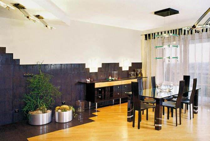 дизайн интерьера кухни в панельном доме