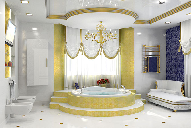 ремонт ванных комнатиз панелей
