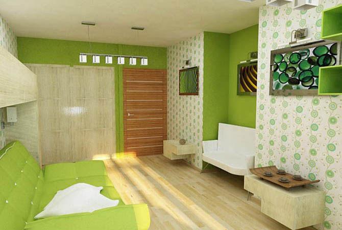 примеры дизайна и интерьера квартир
