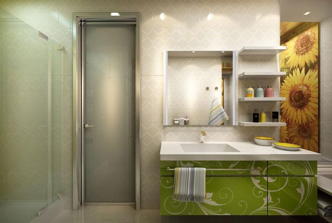 дизайн проект для однокомнатной квартиры серии п111м
