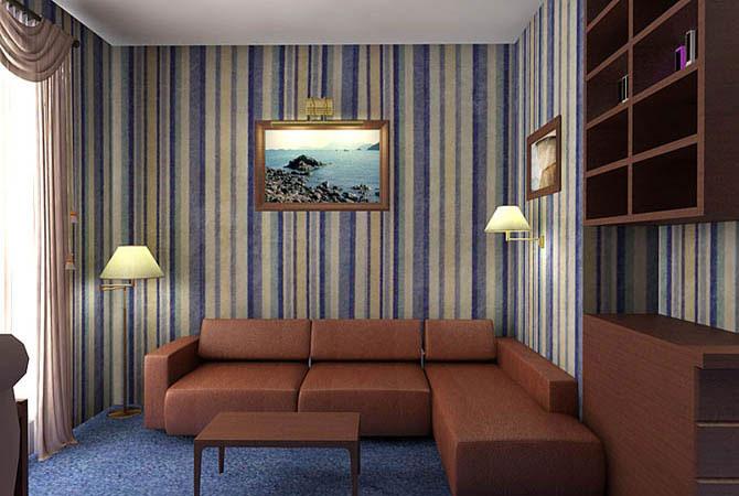 дизайн квартир в стиле классики