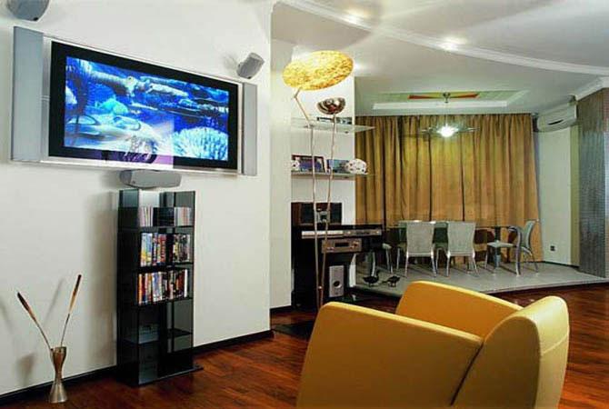 интерьер однокомнатных квартир фото