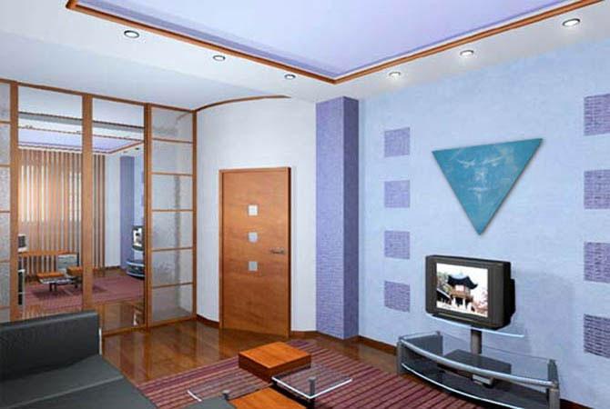 дизайнерские квартиры с обстановкой