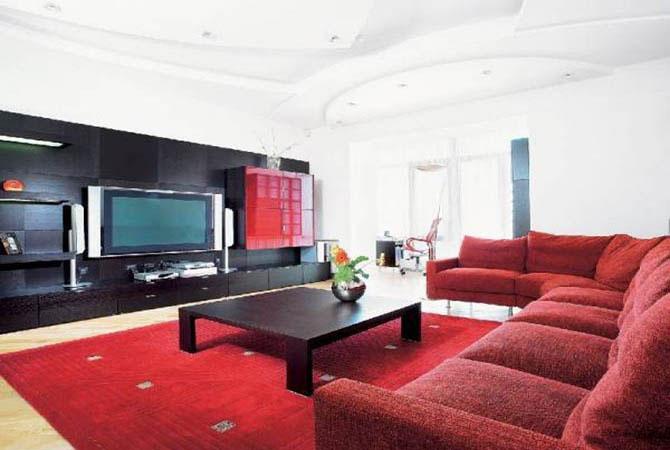 варианты дизайна 2-х комнатной квартиры