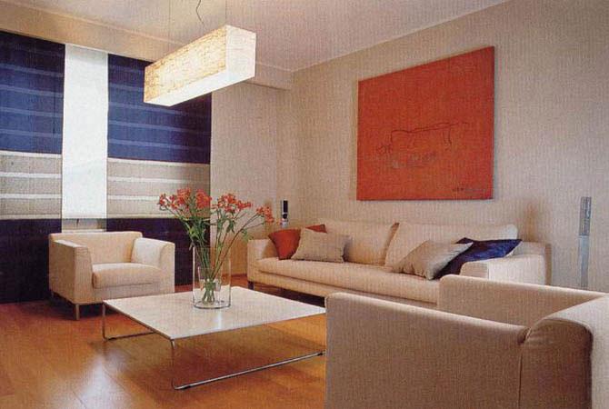 варианты интерьера двух комнатной квартиры