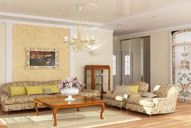 декор и дизайн квартир