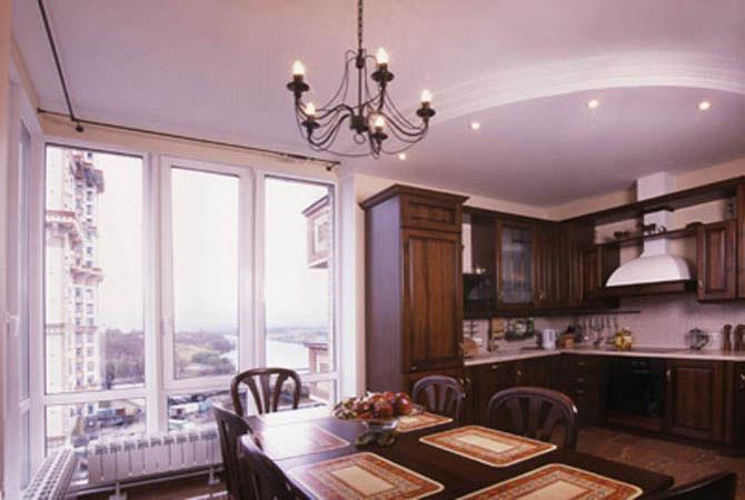 интерьер однокомнатной квартиры петербург альков