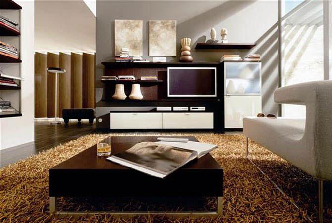 итерьер и дизайн однокомнатной квартиры фото