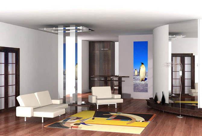 дизайн комнаты в мистическом стиле