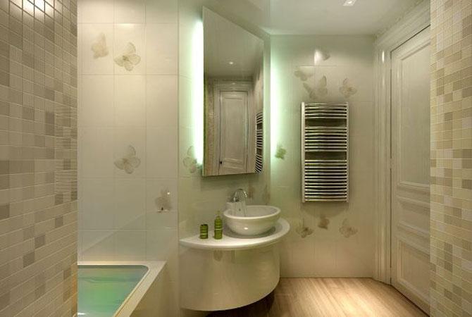 дизайн однокомнатной квартиры как единое пространство