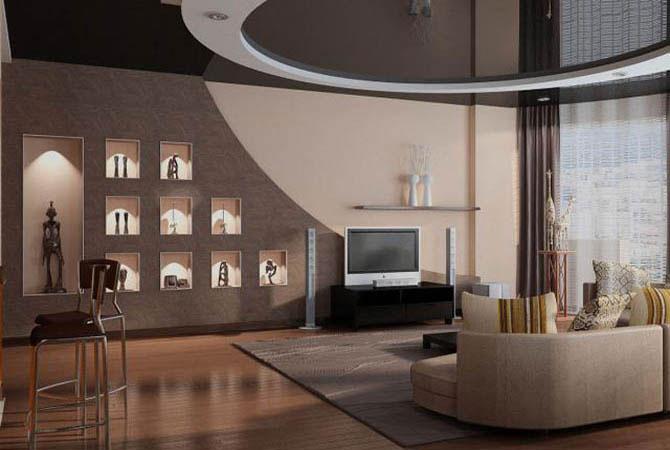 дизайн квартиры своим умом